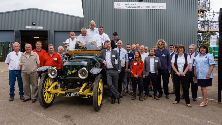 Open day a great success