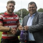 Hewaswater at the Cornish Pirates