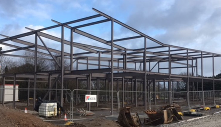 Falmouth School – New Pavillion